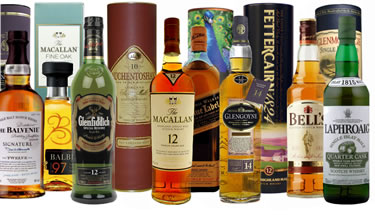 Buy Whisky Online Scotch Whisky Brands Amp Whisky Ratings