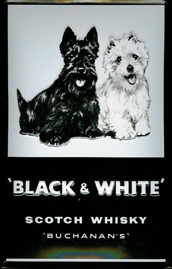 Black White Sco... Blackandwhite