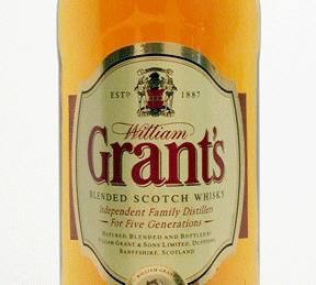 Buy Grant's Blended Scotch Whisky | Whisky Brands Online ...